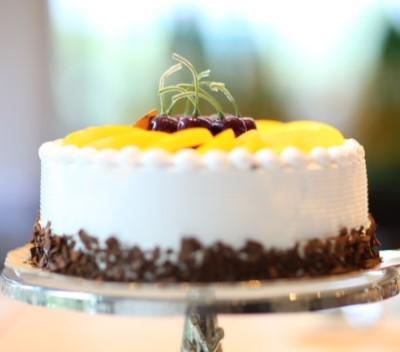 Söt tårta