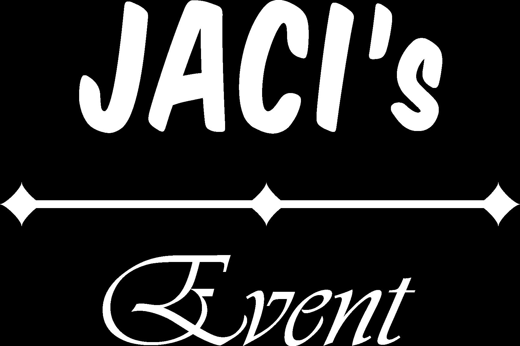 Jacis vit logga